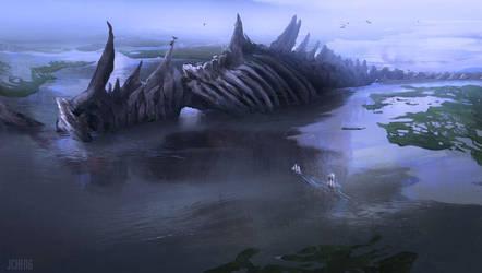Dragon Fen by shimamori