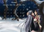 Chibi love::December by RedShootingStar