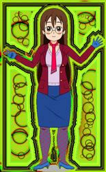 Extermanet (Sarah) 2 by ShinPersonaMaster