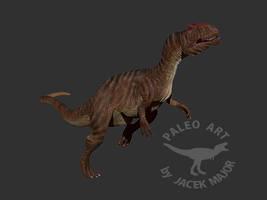 Allosaurus by A2812
