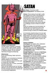 Satan -bio by LegacyHeroComics