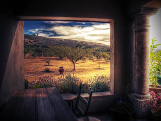 Country Sight by Guilletas