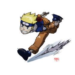 Naruto by Michael-Chang