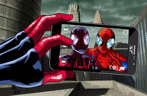 Spider Selfie by JonathanPiccini-JP