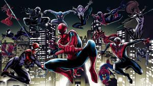 Spider-Verse by JonathanPiccini-JP