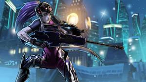 Widowmaker Overwatch by JonathanPiccini-JP