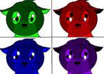 KittyFox Adoptables by EnderDash2019