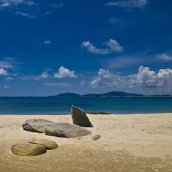 Parai Beach by rosekampoong