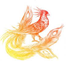 Phoenix by TheHeroine