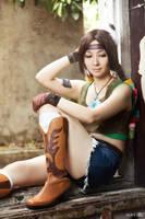 Julia Chang - Afternoon by LantSkye