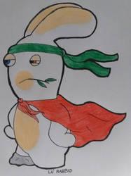 Super hiro by RabbidLu