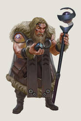 Pathfinder Cyphermage by Lothrean