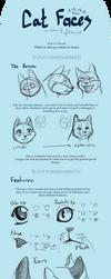 Cat Faces [Tutorial] by TigerMoonCat