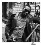 Akon by Raviskool