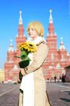 hetalia: Russia by fosya