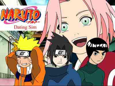 Naruto dating sim yaoi