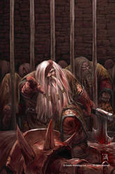 Stubborn till Death by kingmong