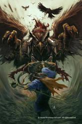 Wing of Doom by kingmong