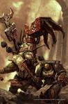 Enemies Eternal by kingmong