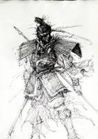 One eye general by kingmong