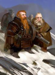 Dwarfs02 by ghostbow