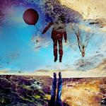 sky and moon way by KalbiCamdan
