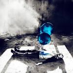 freedom to blind by KalbiCamdan