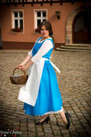 Bonjour! - Belle from Beauty and the Beast by Na-NaCos