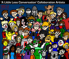 LLC Collabration Artists by Bogswallop