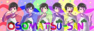 Osomatsu-san! by Ikky-senpai