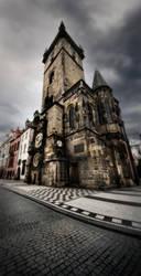 vertical Prague by almiller