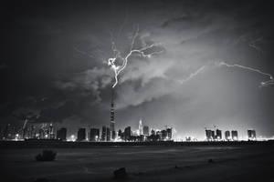 desert storm bw1 by almiller