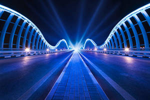 Bridge the light by almiller
