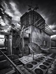 Grunge City by almiller