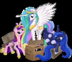 Twilight Little Princess by Awalex