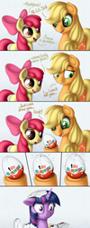 Filly Surprise by Awalex