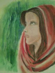 Girl by SirCassie