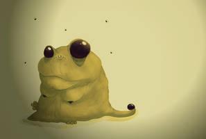 Mr. Slime by SirCassie