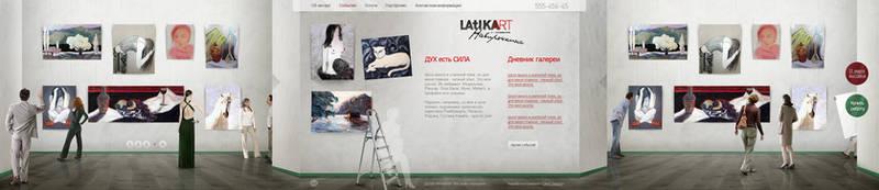 Latika Art by art-designer