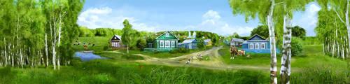 Yasnogorie by art-designer