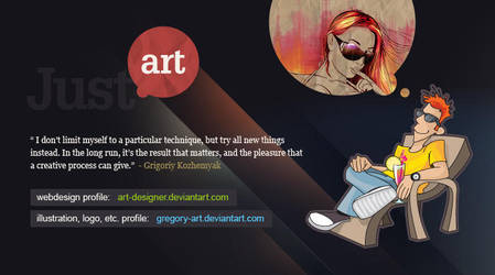 gregory_id by art-designer
