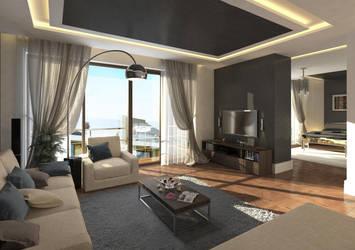 bedroom by erenminareci