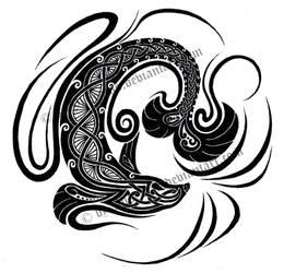 Seal Tribal II by Vuorazas