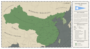Islamic China - Satuqid Dynasty (1640) by ShahAbbas1571