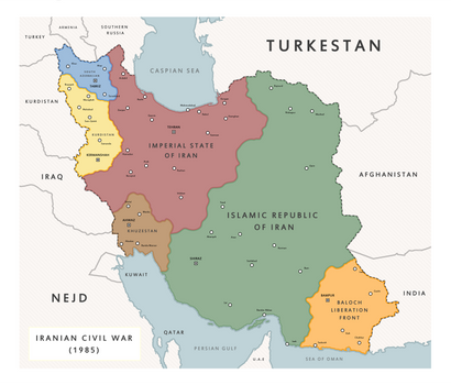 Zugzwang - Iranian Civil War by ShahAbbas1571