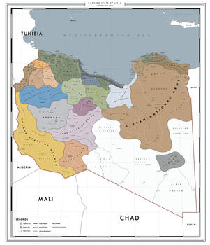 Warring State of Libya - A Political Revamp (2026) by ShahAbbas1571