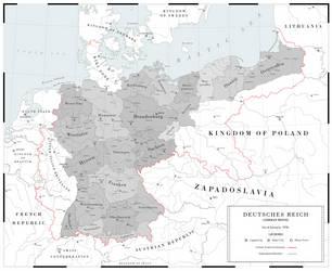 Fuhrerreich - German Reich (1936) by ShahAbbas1571