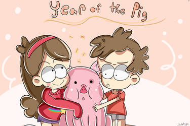 PIG! by Adventureorrage