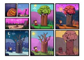 The Tree by IndianaJonas
