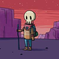 Dead Adventurer by IndianaJonas